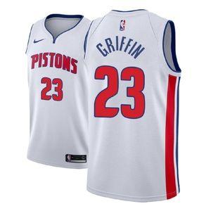 Pistons Blake Griffin   Jersey